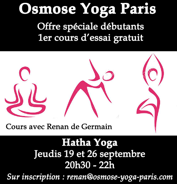 Osmose Yoga Paris
